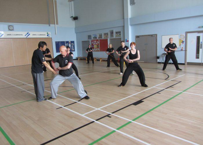 Grandmaster Liming Yue Workshop